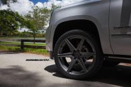 GMC Yukon Denali On ADV6 MV1 SL By ADV.1 Wheels  190x127 24 Zoll ADV.1 Wheels am GMC Yukon Denali