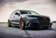 Hamana Audi C7 RS6 Vossen Forged VPS 307 Wheels © Vossen Wheels 10 190x127 Audi RS6 / R8 V10 / A7 S7 mit Vossen Wheels Alufelgen