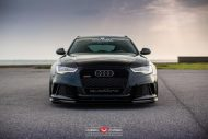 Hamana Audi C7 RS6 Vossen Forged VPS 307 Wheels © Vossen Wheels 9 190x127 Audi RS6 / R8 V10 / A7 S7 mit Vossen Wheels Alufelgen