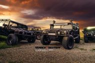 Hummer H1 On ADV5S Truck Spec HD.1 By EVS Motors 1 190x127 EVS Motors   extreme Hummer H1 auf ADV.1 Wheels