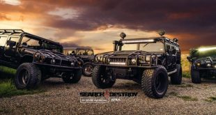 Hummer H1 On ADV5S Truck Spec HD.1 By EVS Motors 1 310x165 EVS Motors   extreme Hummer H1 auf ADV.1 Wheels