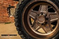 Hummer H1 On ADV5S Truck Spec HD.1 By EVS Motors 6 190x127 EVS Motors   extreme Hummer H1 auf ADV.1 Wheels