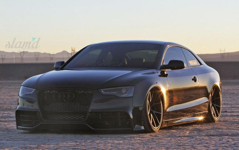 brutal b se audi a5 tuning by keg media tuningblog. Black Bedroom Furniture Sets. Home Design Ideas