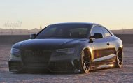 KEG Media Audi A5 On Niche Road Wheels 3 190x119 Brutal & Böse   Audi A5 Tuning by KEG Media