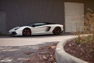 Lamborghini Aventador On PUR RS05.V2 By PUR Wheels 02 190x127 PUR Wheels am Lamborghini Aventador LP 700 4 Pirelli Edition