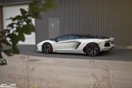 Lamborghini Aventador On PUR RS05.V2 By PUR Wheels 03 190x127 PUR Wheels am Lamborghini Aventador LP 700 4 Pirelli Edition