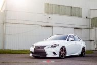 Lexus IS 305 On Vossen Forged VPS 306 By Vossen Wheels 1 190x127 Vossen Wheels VPS 306 am Lexus IS 305 in Weiß