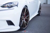 Lexus IS 305 On Vossen Forged VPS 306 By Vossen Wheels 8 190x127 Vossen Wheels VPS 306 am Lexus IS 305 in Weiß