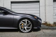 Lexus RC F Forgiato wheels 4 190x127 22 Zoll Forgiato Wheels am Lexus RC F (RC F)
