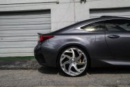 Lexus RC F Forgiato wheels 5 190x127 22 Zoll Forgiato Wheels am Lexus RC F (RC F)