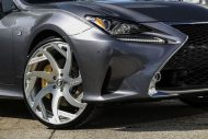 Lexus RC F Forgiato wheels 6 190x127 22 Zoll Forgiato Wheels am Lexus RC F (RC F)