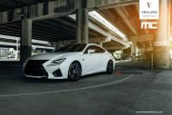 Lexus RCF On Vellano VCU Concave By Vellano Wheels 2 190x127 Vellano Forged Wheels VCU am Lexus RC F (RCF)