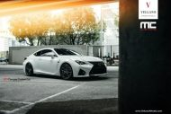 Lexus RCF On Vellano VCU Concave By Vellano Wheels 3 190x127 Vellano Forged Wheels VCU am Lexus RC F (RCF)