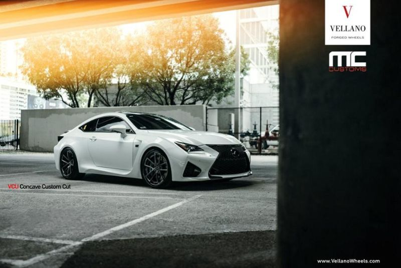 Lexus-RCF-On-Vellano-VCU-Concave-By-Vellano-Wheels-3