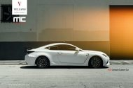 Lexus RCF On Vellano VCU Concave By Vellano Wheels 5 190x127 Vellano Forged Wheels VCU am Lexus RC F (RCF)