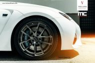 Lexus RCF On Vellano VCU Concave By Vellano Wheels 6 190x127 Vellano Forged Wheels VCU am Lexus RC F (RCF)