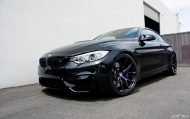 Matte Black HRE Wheels For A Black Sapphire M4 12 190x119 Schwarz & Schwarz   BMW M4 F82 mit HRE by EAS Tuning