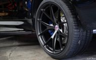Matte Black HRE Wheels For A Black Sapphire M4 13 190x119 Schwarz & Schwarz   BMW M4 F82 mit HRE by EAS Tuning