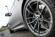 Matte Grey BMW M3 10 190x127 BMW M3 F80   Mattgraue Folierung by Impressiv Wrap
