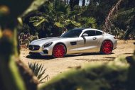 Mercedes AMG GT On Kato 1 ELC by Forgiato Wheels 01 190x127 Forgiato Wheels Kato 1 ELC am Mercedes AMG GT S