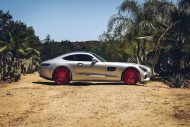 Mercedes AMG GT On Kato 1 ELC by Forgiato Wheels 03 190x127 Forgiato Wheels Kato 1 ELC am Mercedes AMG GT S