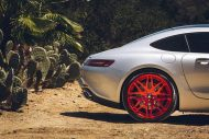 Mercedes AMG GT On Kato 1 ELC by Forgiato Wheels 08 190x127 Forgiato Wheels Kato 1 ELC am Mercedes AMG GT S