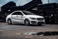 Mercedes Benz CLA On VPS 307 By Vossen Wheels 1 190x127 Mercedes Benz CLA 250 Tuning by MC Customs