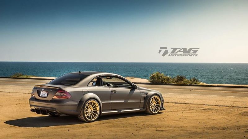 Mercedes-Benz-CLK-63-AMG-Black-Series-On-HRE-RS103M-by-TAG-Motorsports-6