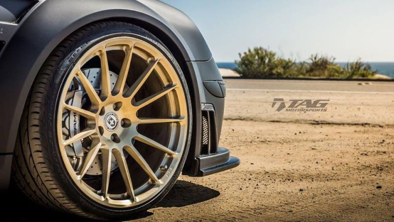 Mercedes-Benz-CLK-63-AMG-Black-Series-On-HRE-RS103M-by-TAG-Motorsports-8