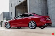 Mercedes Benz E Class On Vossen CVT By Vossen Wheels 10 190x127 Vossen Wheels CVT Alufelgen am Mercedes Benz E400
