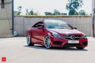 Mercedes Benz E Class On Vossen CVT By Vossen Wheels 2 190x127 Vossen Wheels CVT Alufelgen am Mercedes Benz E400