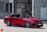 Mercedes Benz E Class On Vossen CVT By Vossen Wheels 3 190x127 Vossen Wheels CVT Alufelgen am Mercedes Benz E400