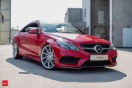 Mercedes Benz E Class On Vossen CVT By Vossen Wheels 5 190x127 Vossen Wheels CVT Alufelgen am Mercedes Benz E400