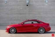 Mercedes Benz E Class On Vossen CVT By Vossen Wheels 7 190x127 Vossen Wheels CVT Alufelgen am Mercedes Benz E400