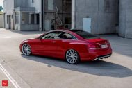 Mercedes Benz E Class On Vossen CVT By Vossen Wheels 9 190x127 Vossen Wheels CVT Alufelgen am Mercedes Benz E400