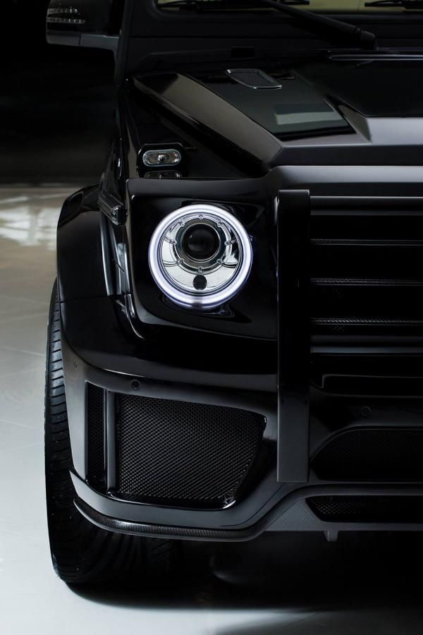 Mercedes-Benz G63 AMG Tuning Ares Performance 14
