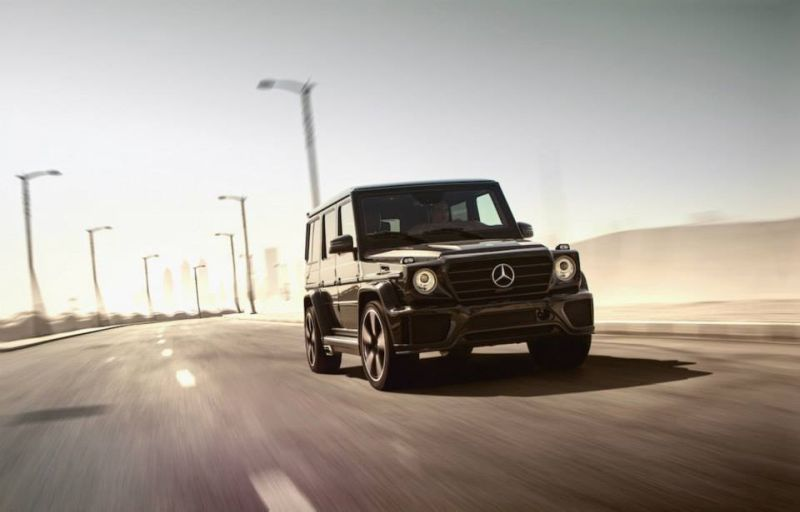 Mercedes-Benz G63 AMG Tuning Ares Performance 2