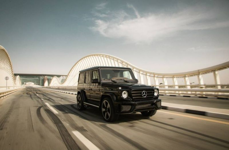 Mercedes-Benz G63 AMG Tuning Ares Performance 3