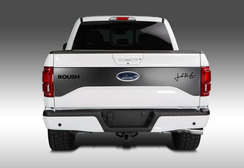 Roush Ford F 150 tuning parts 1 2015er Ford F 150 von Roush Performance