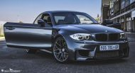 Rowen1 M DIVIO photography 10 190x103 Sportlich   BMW 1 M Coupe mit Carbon + MORR Wheels