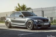 Rowen1 M DIVIO photography 2 190x127 Sportlich   BMW 1 M Coupe mit Carbon + MORR Wheels