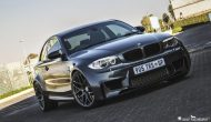 Rowen1 M DIVIO photography 7 190x110 Sportlich   BMW 1 M Coupe mit Carbon + MORR Wheels