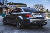 Rowen1 M DIVIO photography 8 190x127 Sportlich   BMW 1 M Coupe mit Carbon + MORR Wheels