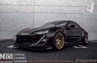 Scion FR S Rocket Bunny James R Forgestar F14 SDC Jurrian 1 190x125 Rocket Bunny Scion FR S   Tuning by ModBargains