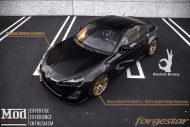 Scion FR S Rocket Bunny James R Forgestar F14 SDC Jurrian 2 190x127 Rocket Bunny Scion FR S   Tuning by ModBargains