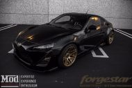 Scion FR S Rocket Bunny James R Forgestar F14 SDC Jurrian 4 190x127 Rocket Bunny Scion FR S   Tuning by ModBargains