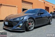 Scion FRS Volk wheels Invidia N1 STi bodykit 2 190x127 18 Zoll Volk TE37S Alufelgen am Scion FR S by ModBargains