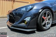 Scion FRS Volk wheels Invidia N1 STi bodykit 5 190x127 18 Zoll Volk TE37S Alufelgen am Scion FR S by ModBargains