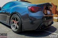 Scion FRS Volk wheels Invidia N1 STi bodykit 6 190x127 18 Zoll Volk TE37S Alufelgen am Scion FR S by ModBargains