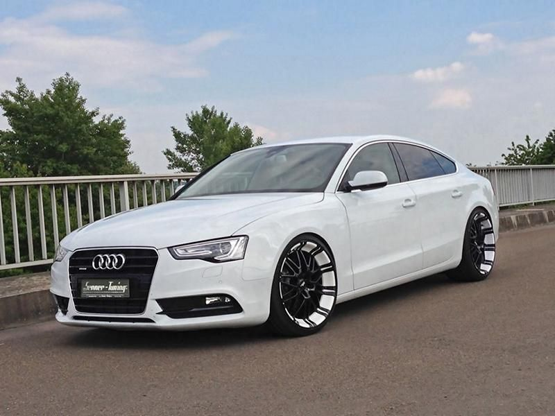 audi a5 s5 coupe od a5 sportback by senner tuning. Black Bedroom Furniture Sets. Home Design Ideas